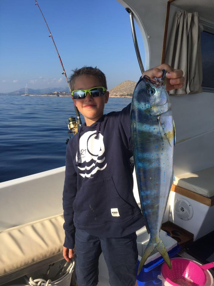 fishing trips Mallorca
