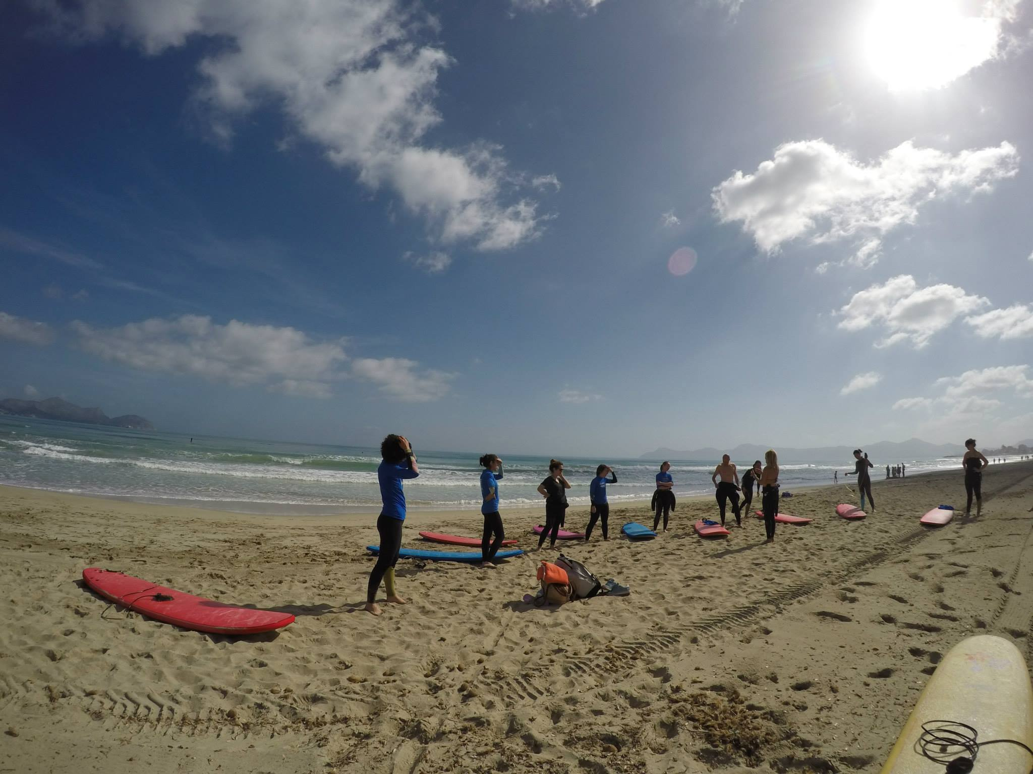 surfschool Mallorca