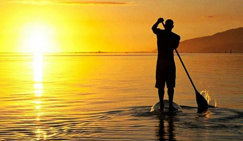 Majorque Stand Up Paddle Surf